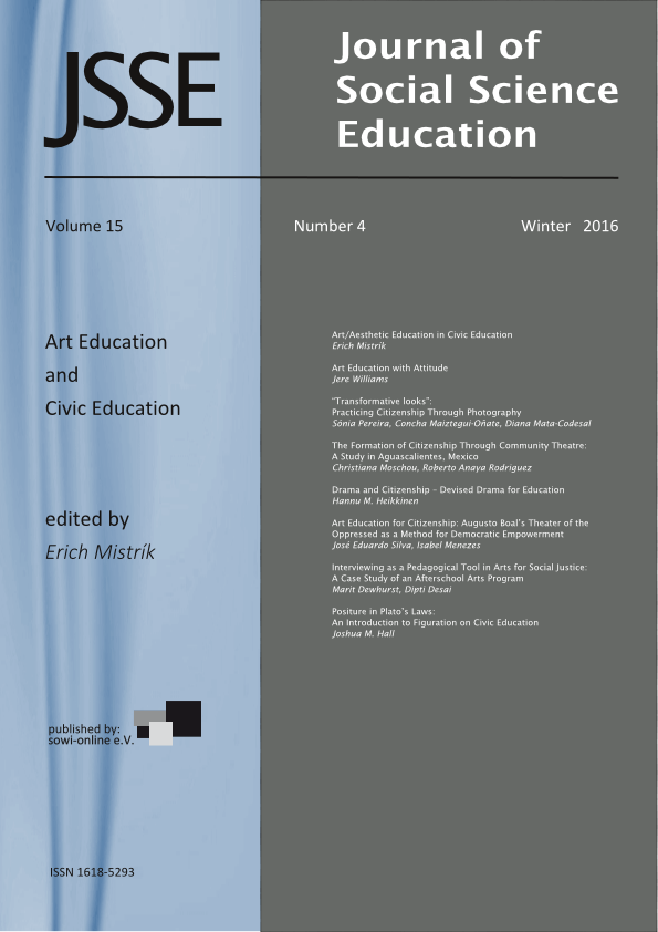 View 4-2016 Art Education and Civic Education
